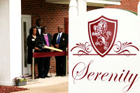 SERENITY FUNERAL HOME RIBBON CUTTING
